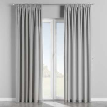Pencil pleat curtains 130 × 260 cm (51 × 102 inch) in collection Chenille, fabric: 702-23