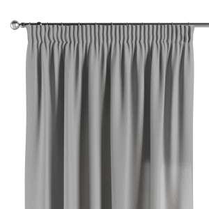 Vorhang mit Kräuselband 130 x 260 cm von der Kollektion Chenille , Stoff: 702-23