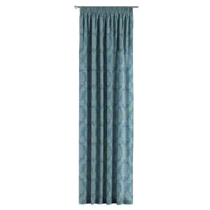 Vorhang mit Kräuselband 130 x 260 cm von der Kollektion Damasco, Stoff: 613-67