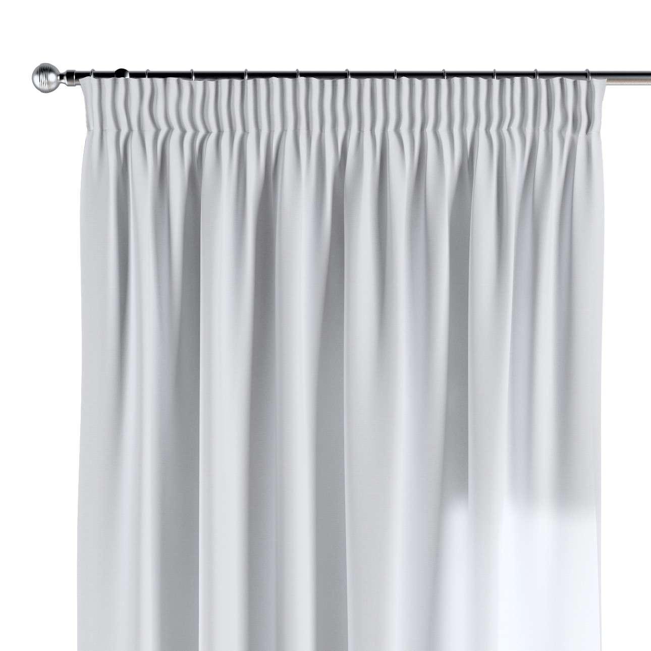 Vorhang mit Kräuselband von der Kollektion Loneta, Stoff: 133-02