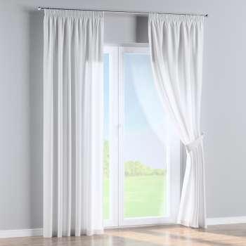 Függöny ráncolóval a kollekcióból Loneta Lakástextil, Dekoranyag: 133-02