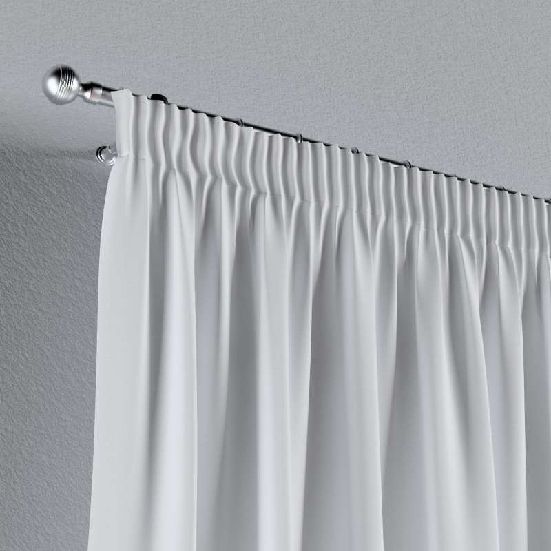 Pencil pleat curtain in collection Loneta , fabric: 133-02