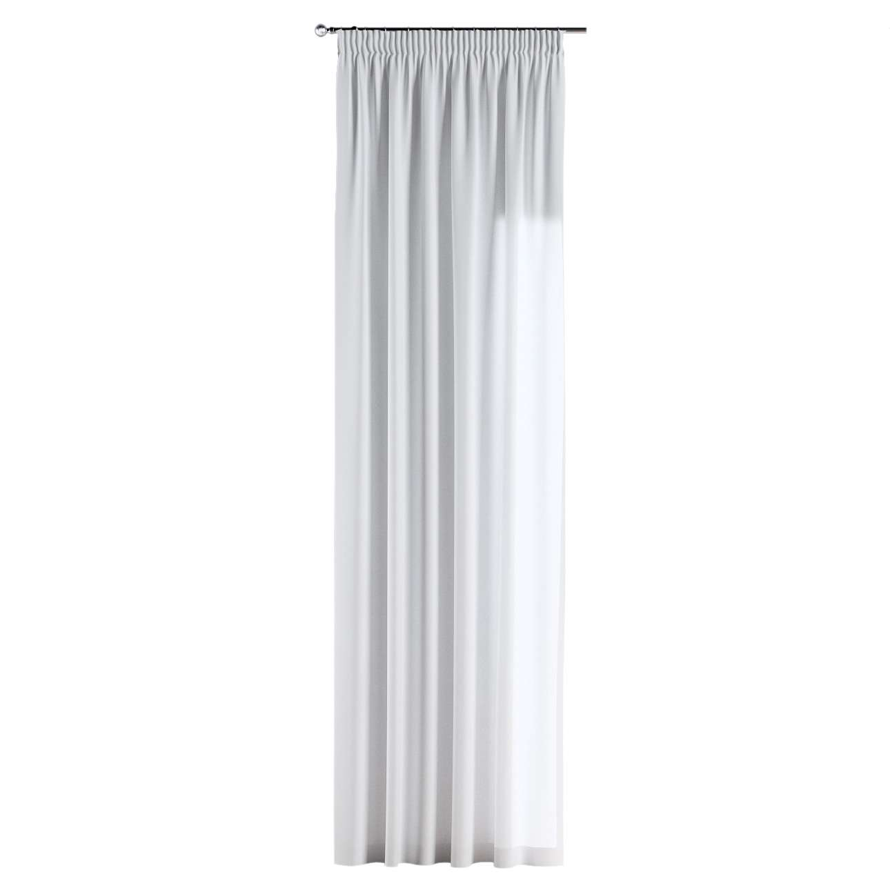 Záves na riasiacej páske V kolekcii Loneta, tkanina: 133-02