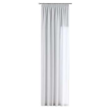 Záves na riasiacej páske 130 × 260 cm V kolekcii Loneta, tkanina: 133-02