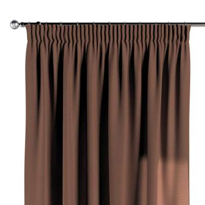 Pencil pleat curtains in collection Loneta , fabric: 133-09