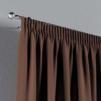 Vorhang mit Kräuselband 1 Stck. 130 x 260 cm von der Kollektion Loneta, Stoff: 133-09