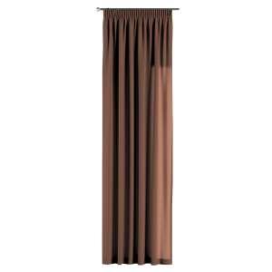 Vorhang mit Kräuselband 130 x 260 cm von der Kollektion Loneta, Stoff: 133-09