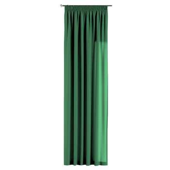 Gardin med rynkband 1 längd 130 × 260 cm i kollektionen Loneta , Tyg: 133-18