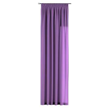 Pencil pleat curtains in collection Loneta , fabric: 133-19