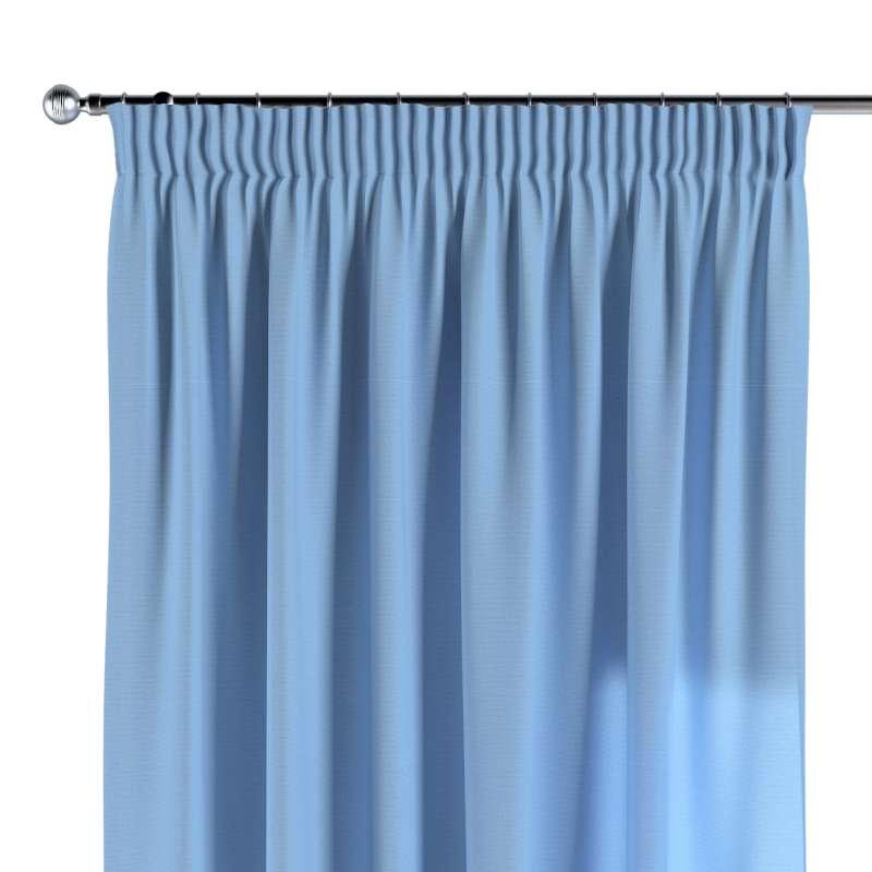 Vorhang mit Kräuselband von der Kollektion Loneta, Stoff: 133-21