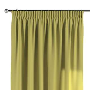 Pencil pleat curtains 130 x 260 cm (51 x 102 inch) in collection Loneta , fabric: 133-23