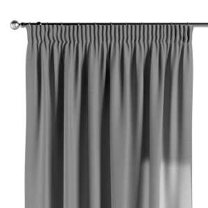 Függöny ráncolóval 130 x 260 cm a kollekcióból Lakástextil Loneta, Dekoranyag: 133-24