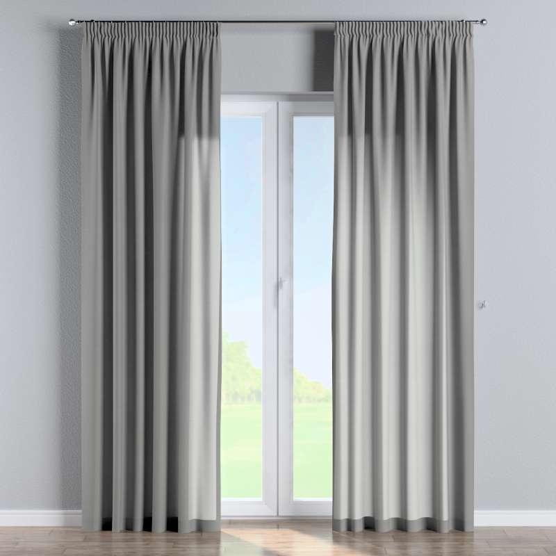 Függöny ráncolóval a kollekcióból Loneta Lakástextil, Dekoranyag: 133-24