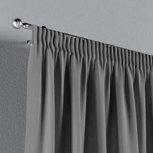Pencil pleat curtains 130 x 260 cm (51 x 102 inch) in collection Loneta , fabric: 133-24