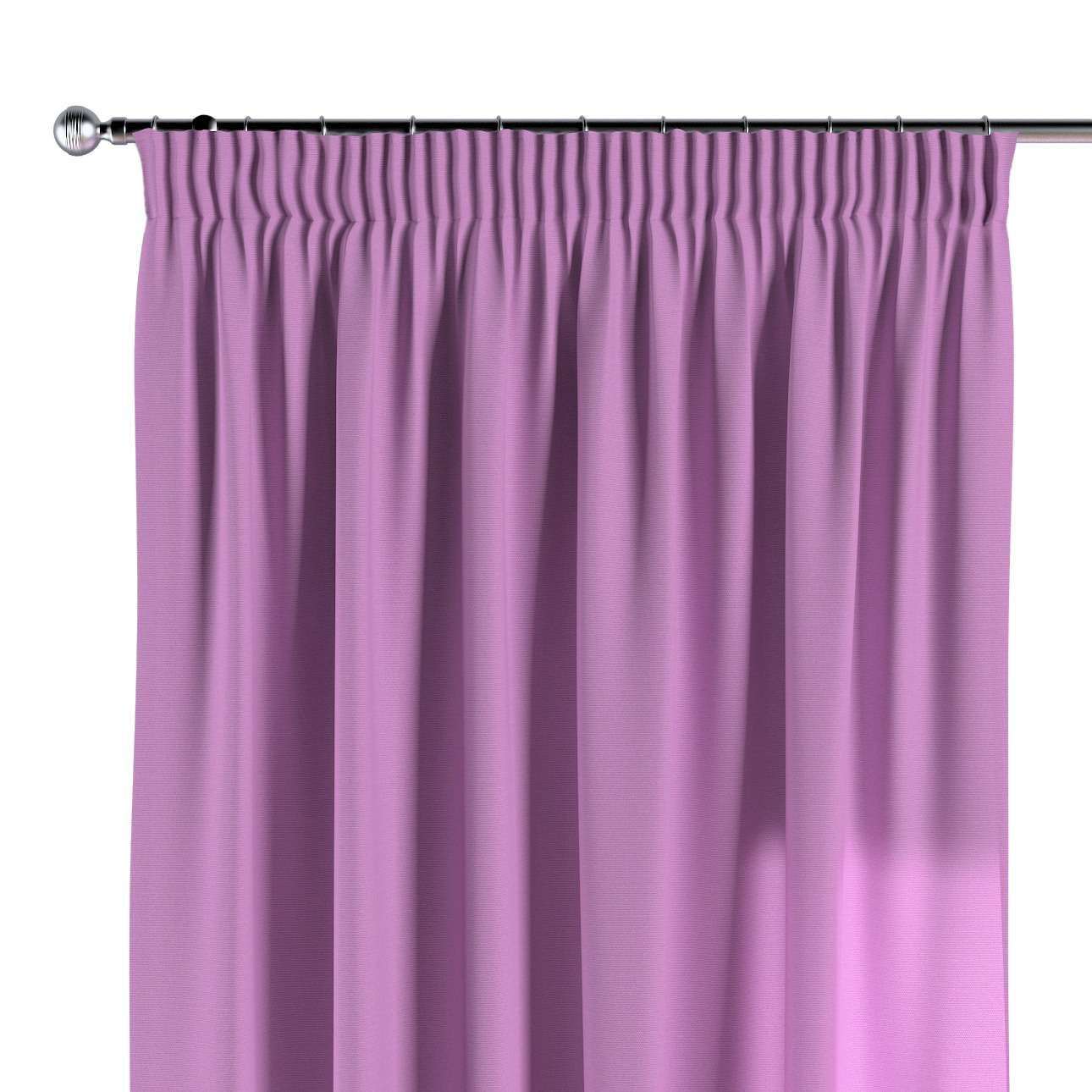 Pencil pleat curtains in collection Loneta , fabric: 133-38