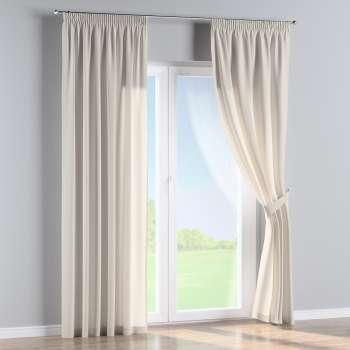 Függöny ráncolóval 130 × 260 cm a kollekcióból Lakástextil Loneta, Dekoranyag: 133-65