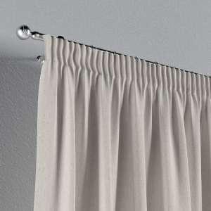 Vorhang mit Kräuselband 130 x 260 cm von der Kollektion Loneta, Stoff: 133-65