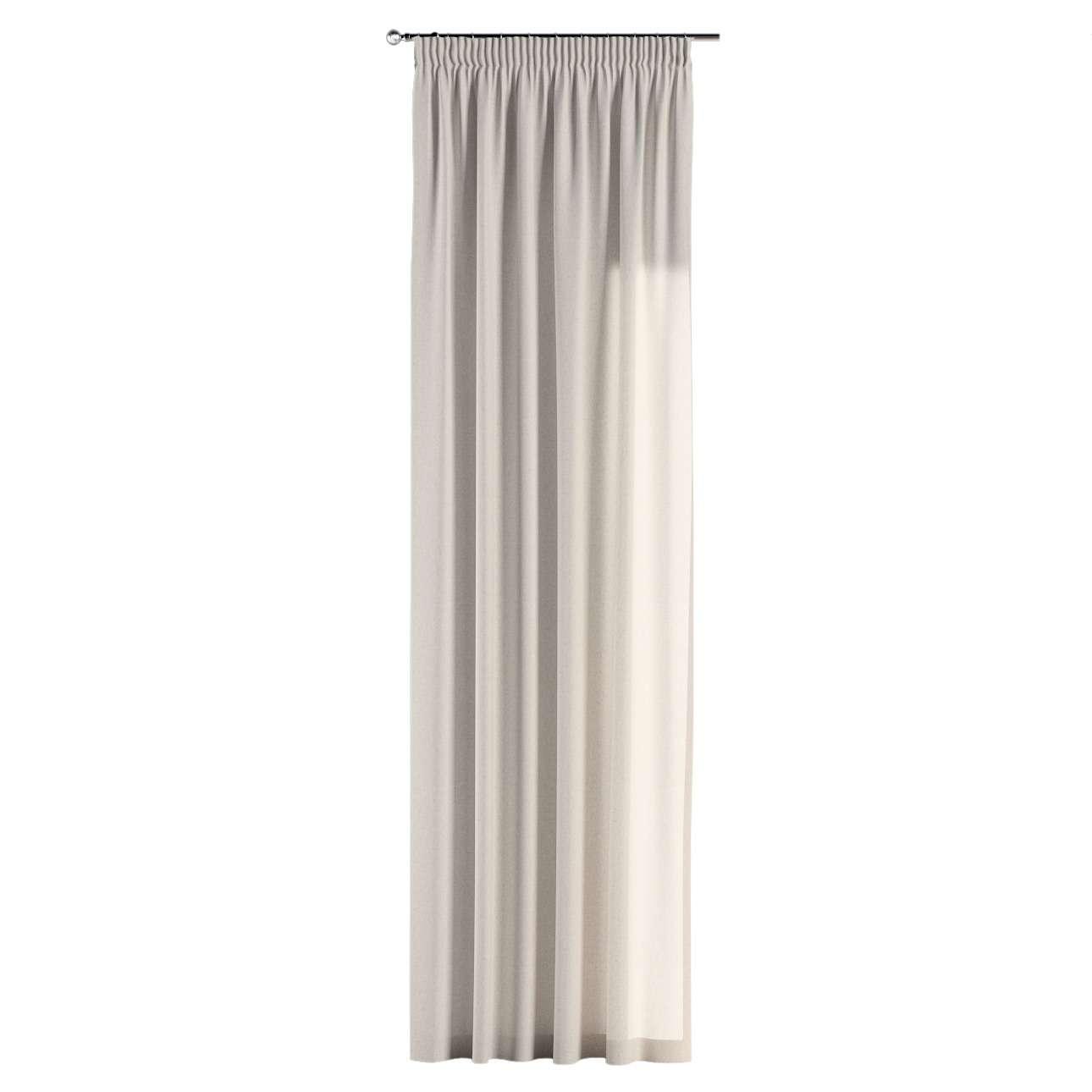 Vorhang mit Kräuselband von der Kollektion Loneta, Stoff: 133-65
