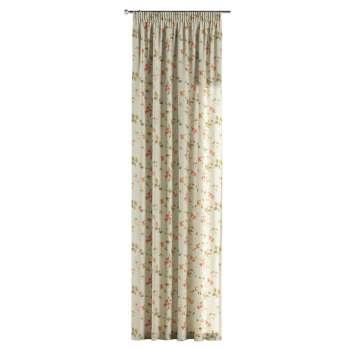 Függöny ráncolóval a kollekcióból Londres Bútorszövet, Dekoranyag: 124-65
