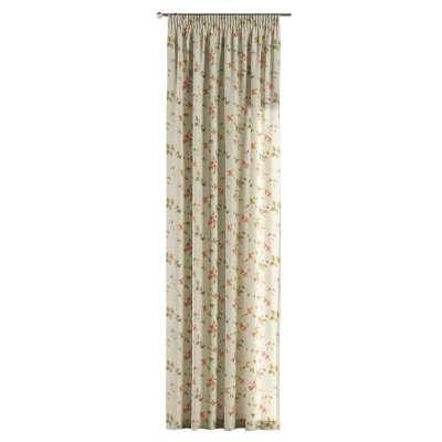 Záves na riasiacej páske V kolekcii Londres, tkanina: 124-65
