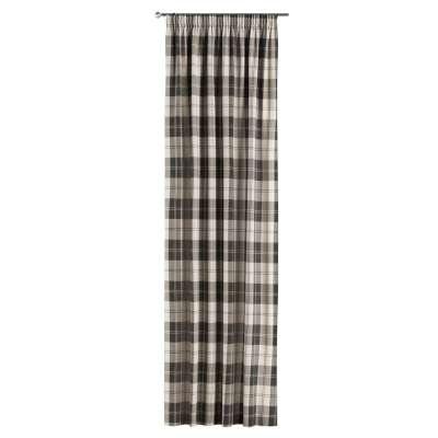 Pencil pleat curtains in collection Edinburgh, fabric: 115-74