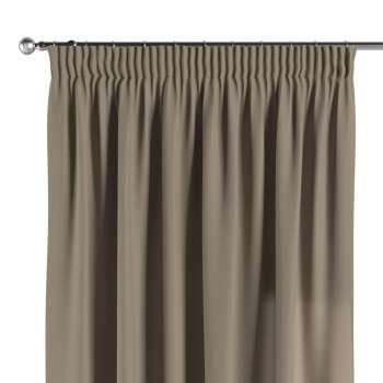 Záves na riasiacej páske 130 × 260 cm V kolekcii Cotton Panama, tkanina: 702-28