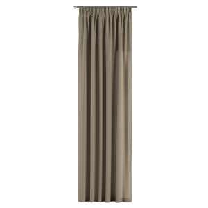 Gardin med rynkebånd 130 x 260 cm fra kollektionen Cotton Panama, Stof: 702-28