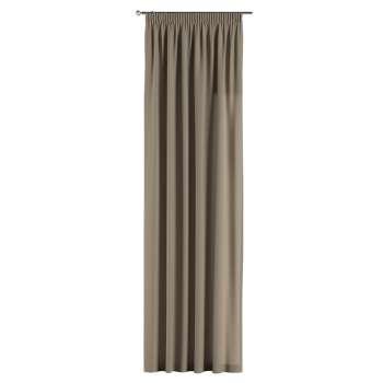 Vorhang mit Kräuselband 1 Stck. 130 x 260 cm von der Kollektion Cotton Panama, Stoff: 702-28