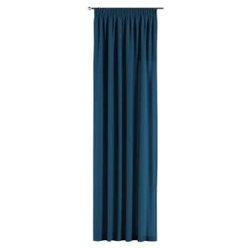 Függöny ráncolóval 130 x 260 cm a kollekcióból Bútorszövet Cotton Panama, Dekoranyag: 702-30