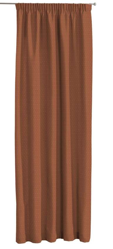 Pencil pleat curtains 130 x 260 cm (51 x 102 inch) in collection SALE, fabric: 130-08