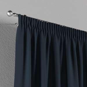 Vorhang mit Kräuselband 1 Stck. 130 x 260 cm von der Kollektion Quadro, Stoff: 136-04