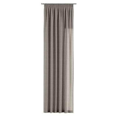 Záves na riasiacej páske V kolekcii Quadro, tkanina: 136-10
