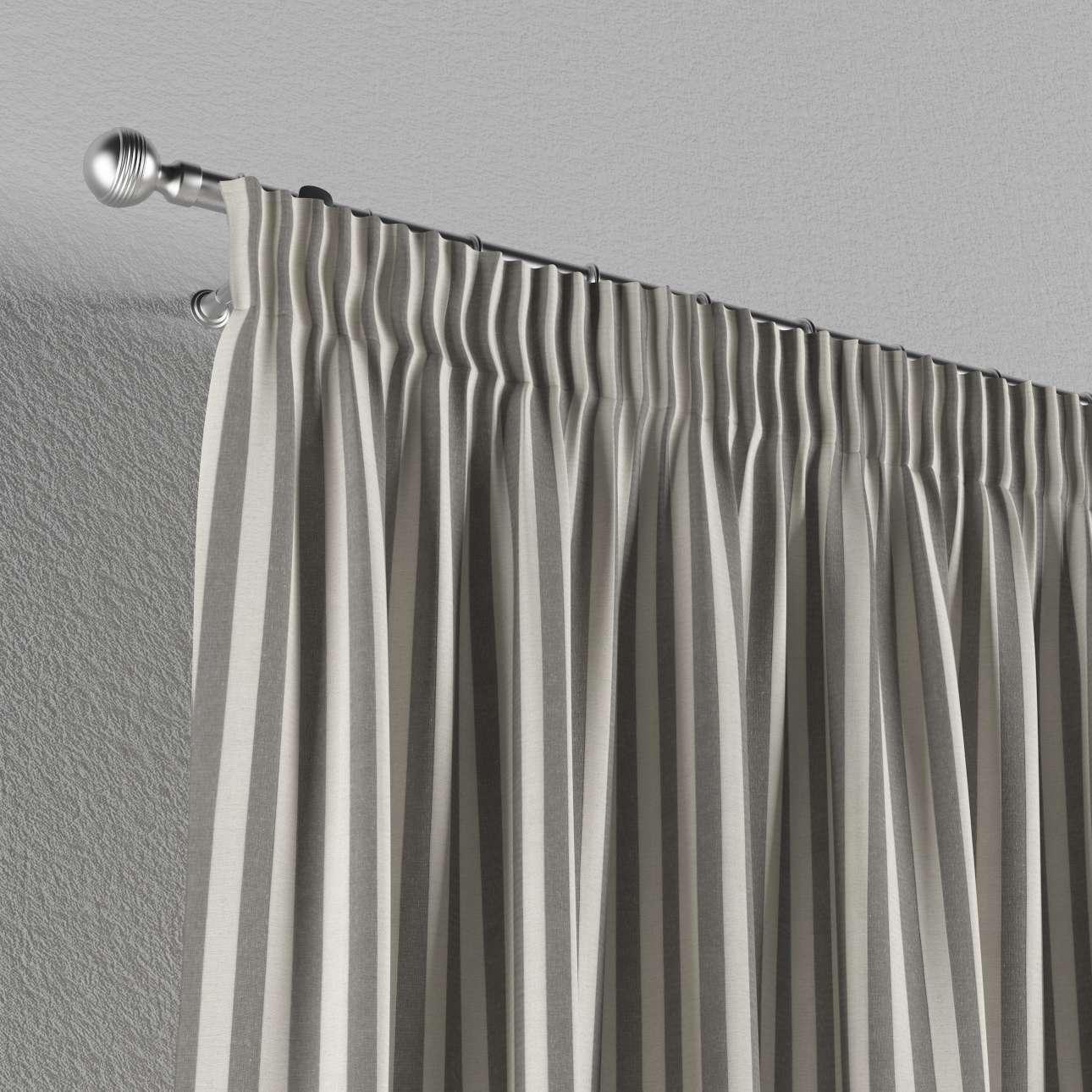 Záves na riasiacej páske V kolekcii Quadro, tkanina: 136-12