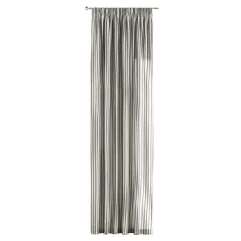 Závěs s řasící páskou v kolekci Quadro, látka: 136-12
