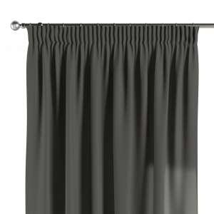 Vorhang mit Kräuselband 1 Stck. 130 x 260 cm von der Kollektion Quadro, Stoff: 136-14
