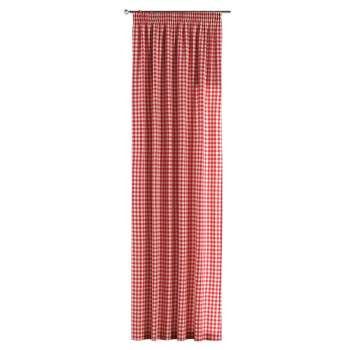 Záves na riasiacej páske V kolekcii Quadro, tkanina: 136-16