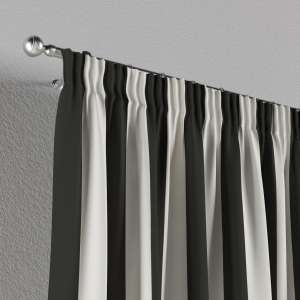 Pencil pleat curtains 130 x 260 cm (51 x 102 inch) in collection Comic Book & Geo Prints, fabric: 137-53