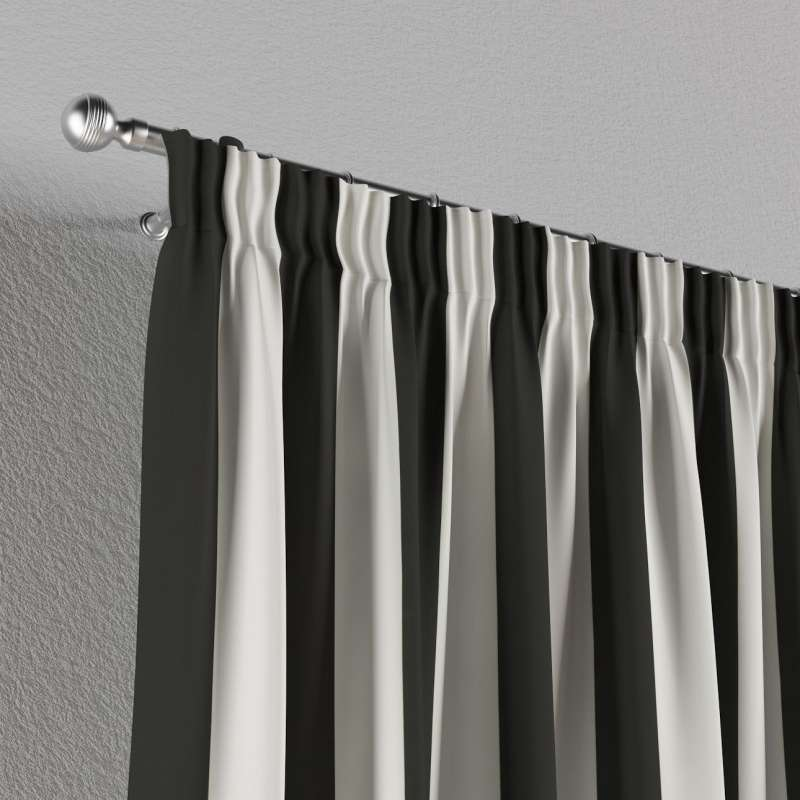 Pencil pleat curtain in collection Comics/Geometrical, fabric: 137-53