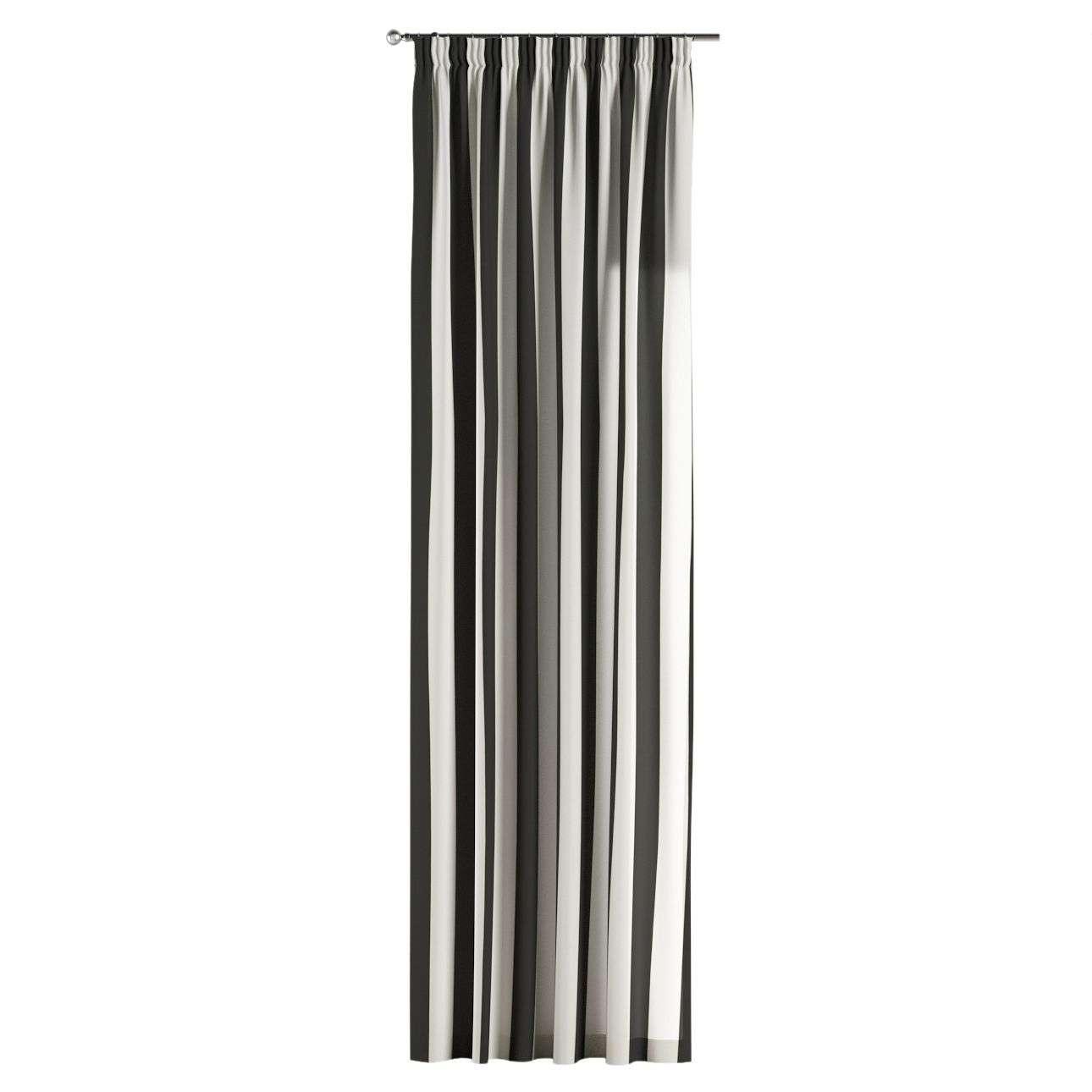 Gardin med rynkebånd 130 x 260 cm fra kollektionen Comics, Stof: 137-53