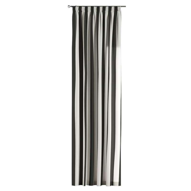 Gardin med rynkband 1 längd i kollektionen Comics, Tyg: 137-53