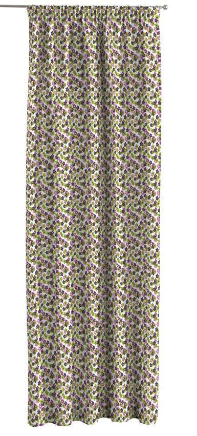 Pencil pleat curtains 130 x 260 cm (51 x 102 inch) in collection SALE, fabric: 137-55