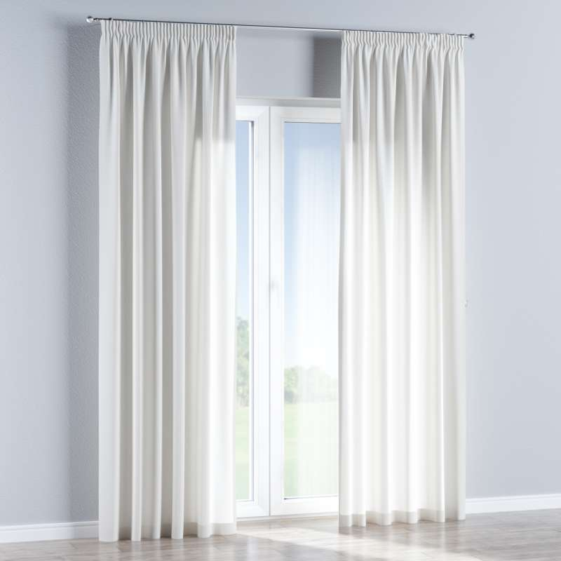 Pencil pleat curtains in collection Comics/Geometrical, fabric: 139-00
