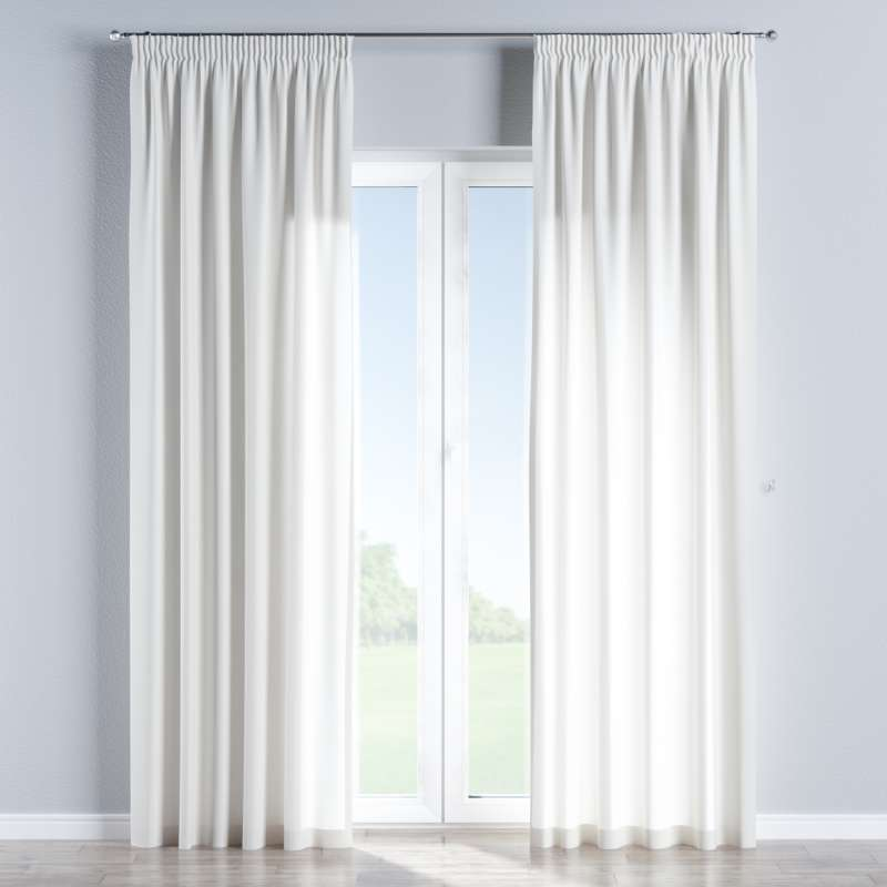 Pencil pleat curtain in collection Comics/Geometrical, fabric: 139-00