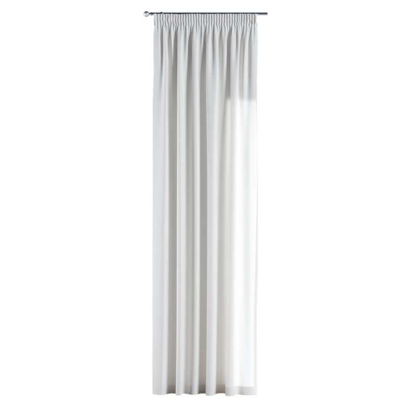 Gardin med rynkband 1 längd i kollektionen Comics, Tyg: 139-00