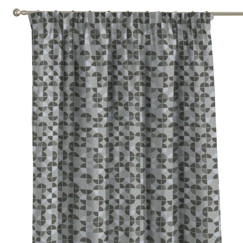 Pencil pleat curtains 130 x 260 cm (51 x 102 inch) in collection SALE, fabric: 138-20