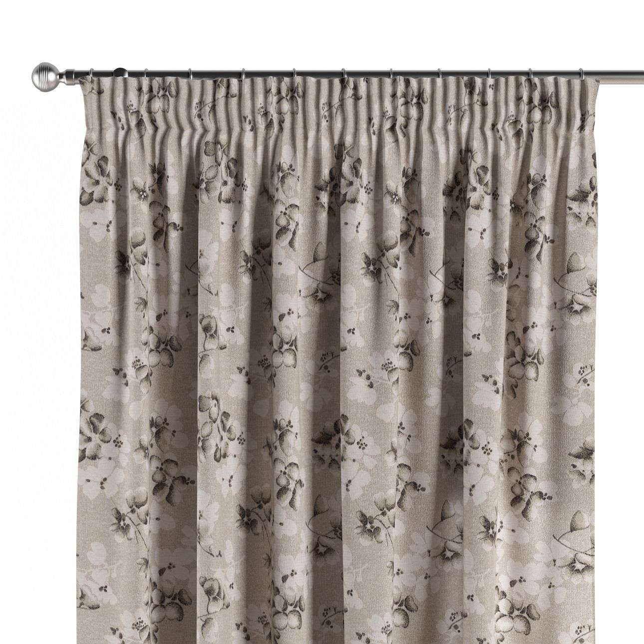 Pencil pleat curtains in collection SALE, fabric: 138-14