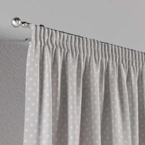 Pencil pleat curtains 130 x 260 cm (51 x 102 inch) in collection Ashley, fabric: 137-67