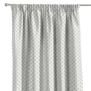 Pencil pleat curtains 130 x 260 cm (51 x 102 inch) in collection Ashley, fabric: 137-68