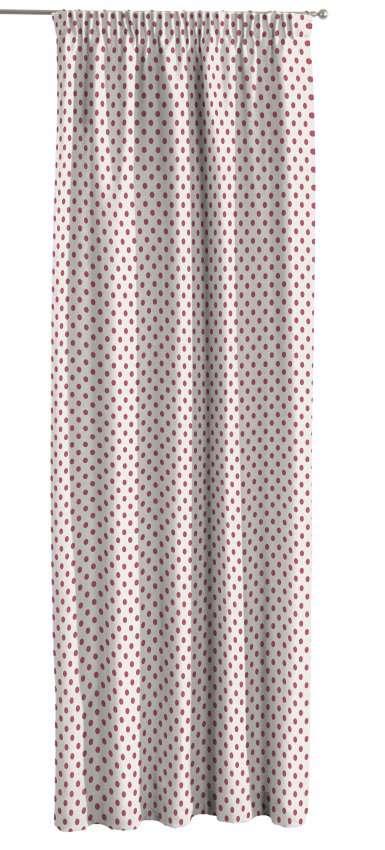 Zasłona na taśmie marszczącej 1 szt. 1szt 130x260 cm w kolekcji Ashley, tkanina: 137-70