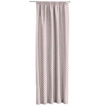 Záves na riasiacej páske 130 × 260 cm V kolekcii Ashley, tkanina: 137-70